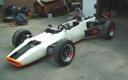 Alexis mk18 formula ford 1970