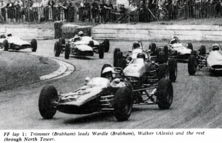 Brabham trimmer