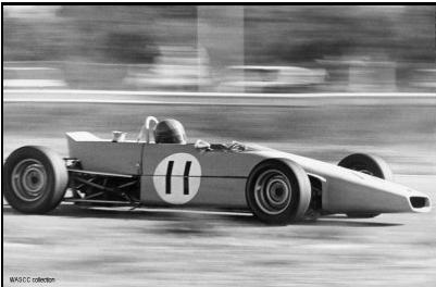 Elfin 600 1970