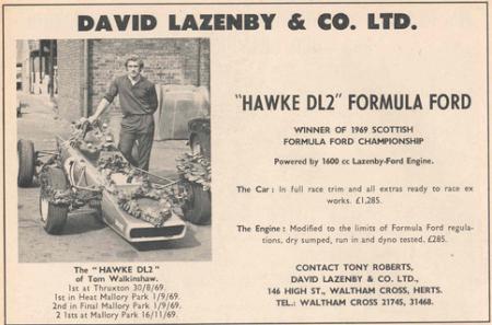 Hawke dl2 ad