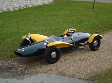 Lotus 51 road legal