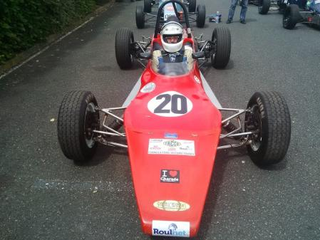 Royale RP21 Formule Ford