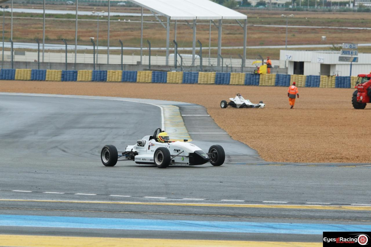 Philippe Choquet - Le Mans 2016