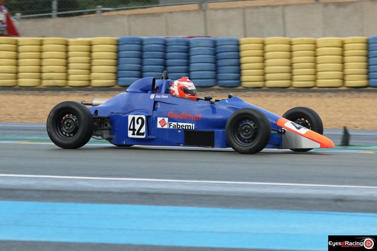 Alain Simon - Le Mans 2016