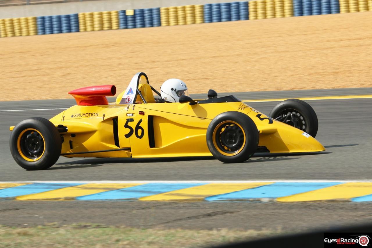 Claude Thétiot - Le Mans 2016