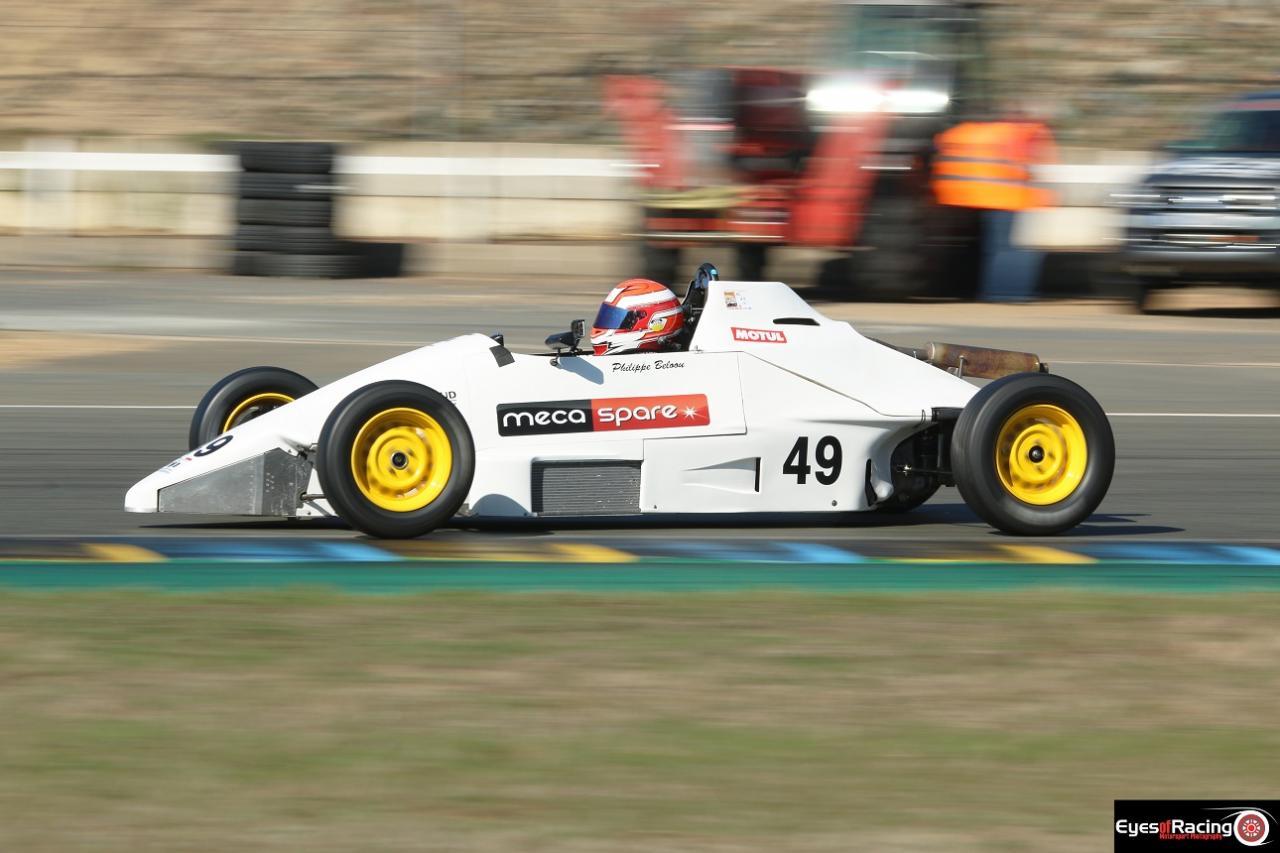Philippe Beloou - Le Mans 2016