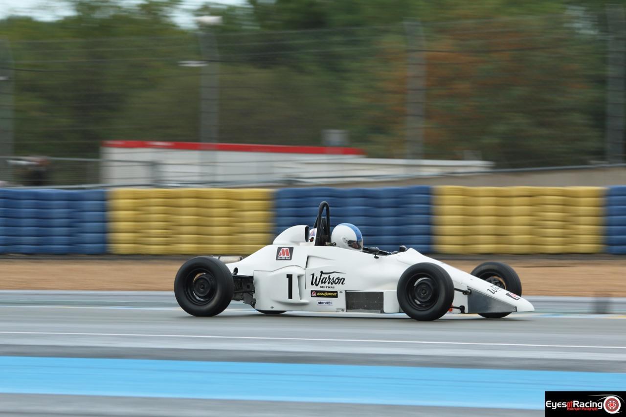 Alain Girardet - Le Mans 2016
