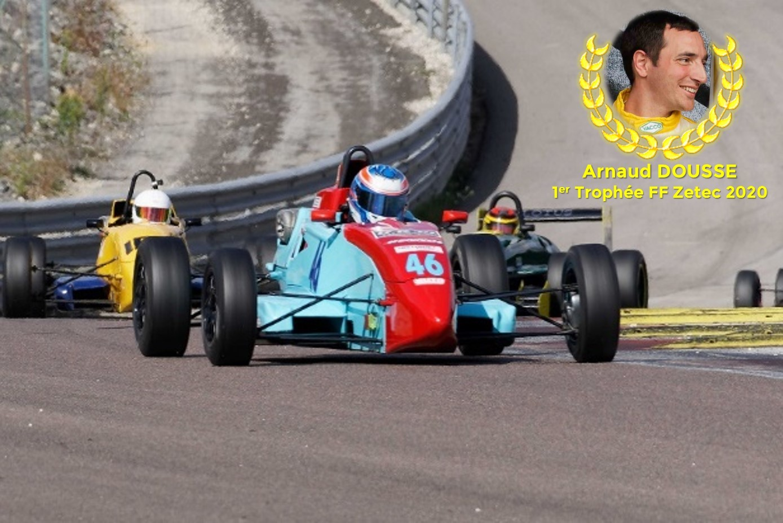 arnaud dousse trophee formule ford zetec 2020