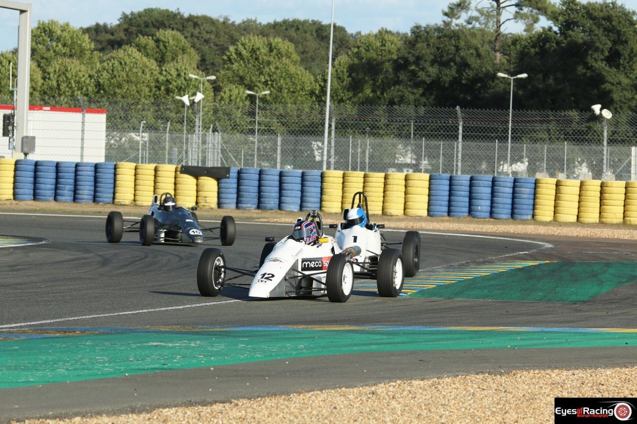 Nicolas Beloou - Le Mans 2016