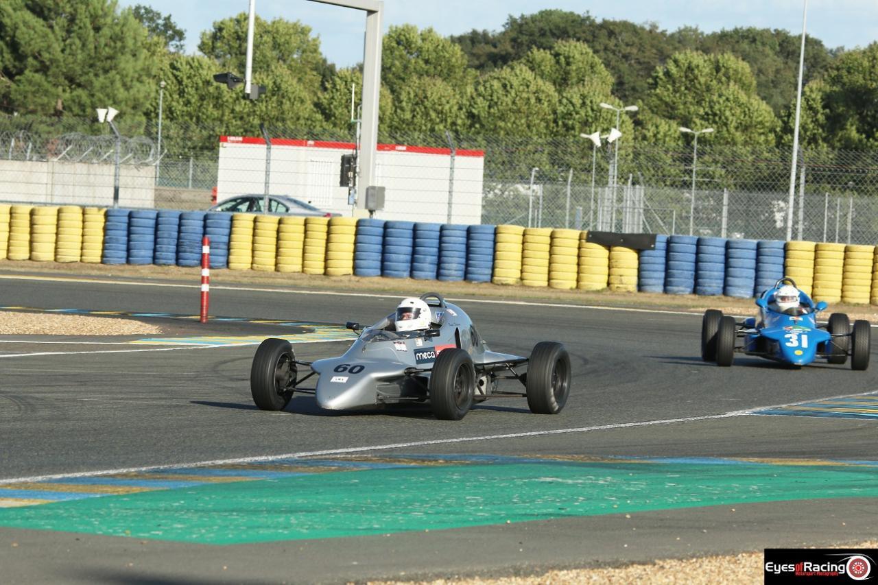 Pascal Delavenne - Le Mans 2016