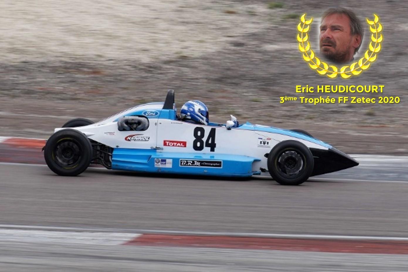 eric heudicourt trophee formule ford zetec 2020