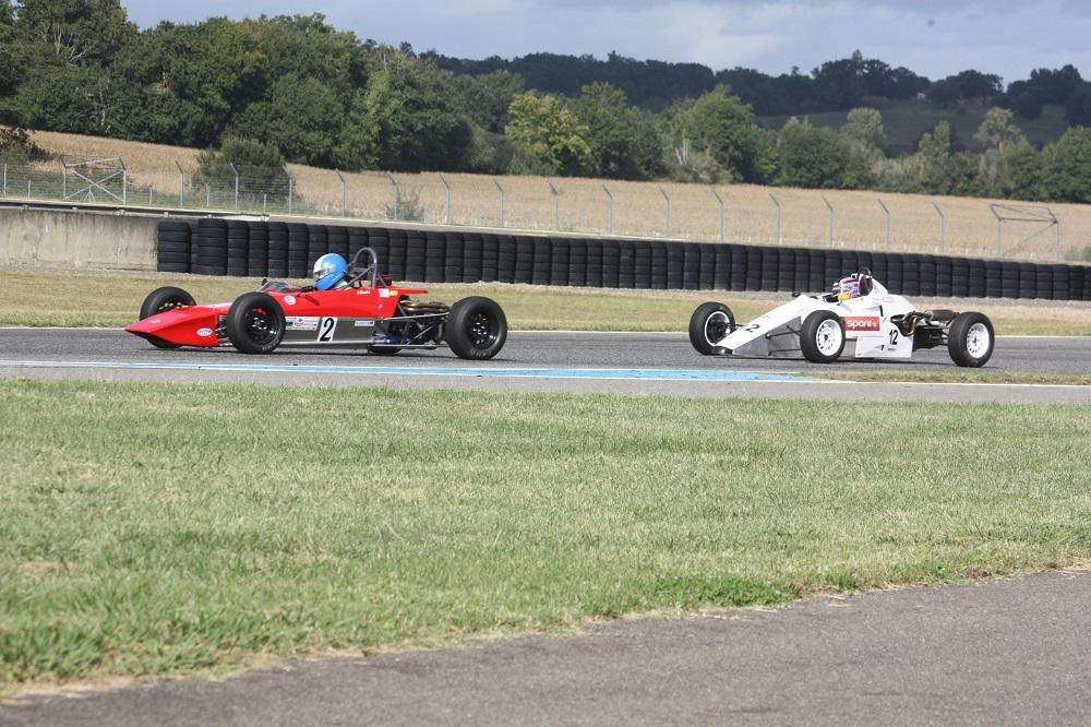 Alain Girardet & Nicolas Beloou Nogaro 17