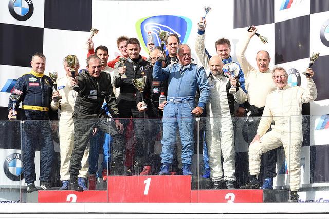 Dernier podium 2017