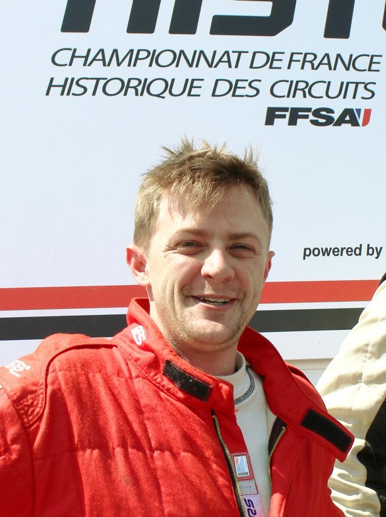 Maxime Lebreton. 3ème du Trophée.