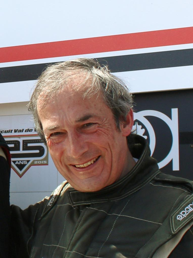 Michel Kozyreff. 1er GHI.