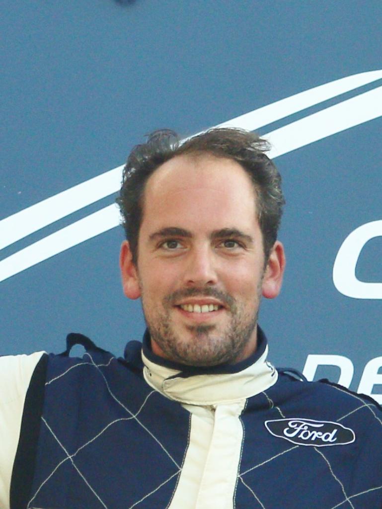 Nicolas Beloou. Vainqueur du Trophée et 1er pre-93.
